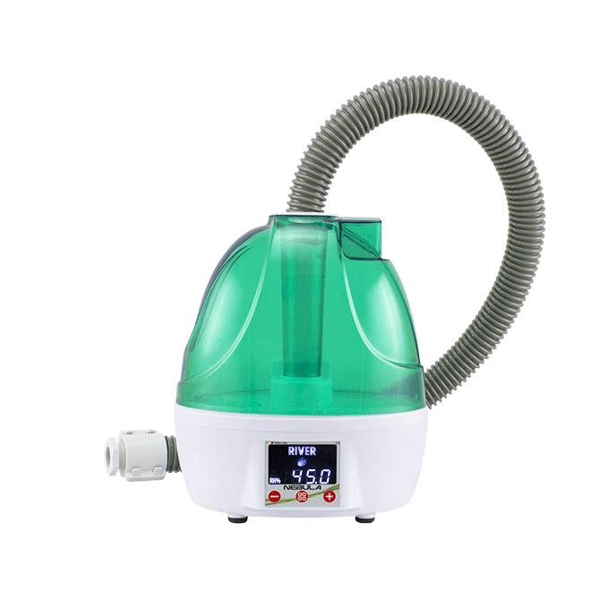 Ultrasonic humidifier for humidity control NEBULA - humidifier without sensor
