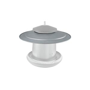 Sistema antilluvia para comederos tolva - 125