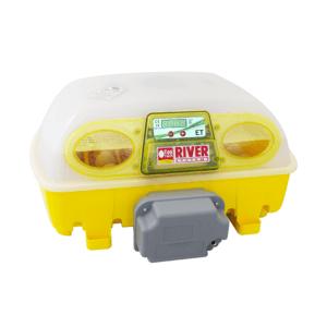 Incubatrice digitale 24 uova con girauova