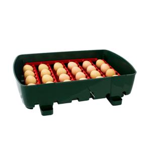 Incubatrice semi-automatica per uova digitale ET 24, art. 524 - vassoio porta uova