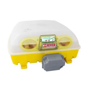 Incubatrice-digitale-ET-49-con-unità girauova Ovomatic ed additivo antibatterico Biomaster™