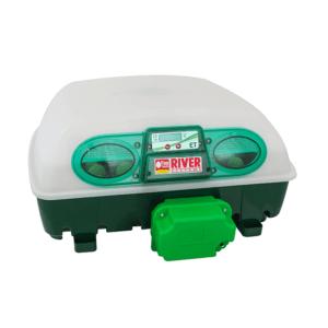 Incubatrice digitale ET 49 con unità girauova OVOMATIC