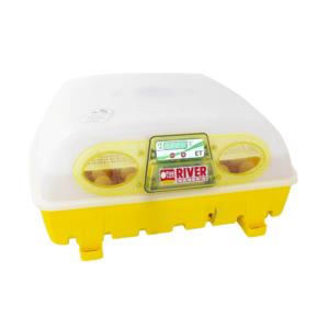 Incubatrice semi-automatica per uova digitale ET 49 ed additivo antibatterico Biomaster™, art. 549/BM