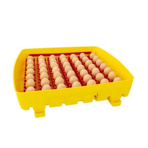 Incubatrice semi-automatica per uova digitale ET 49 ed additivo antibatterico Biomaster™, art. 549/BM - vassoio porta uova