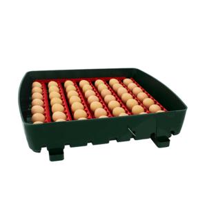 Incubatrice semi-automatica per uova digitale ET 49, art. 549 - vassoio porta uova