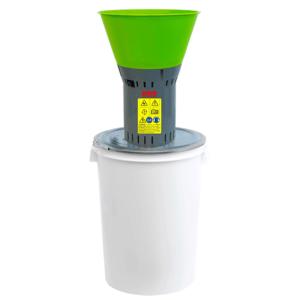 Molino eléctrico para cereales MISTRAL de 50L - River Systems