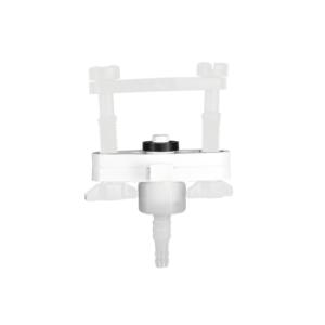 Weiße Schelle-Muffe für automatische Rundtränke 8020-8021-8022, Art. 1020