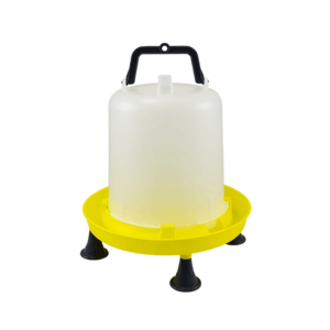 10L siphon drinker with handle and legs, item no. 140/MN/P