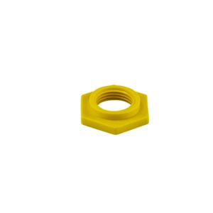 "Plastic nut 1⁄2"", item no. 4218-00"