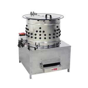 Rotary wet plucking machine Cylindra, item no. 9900