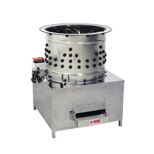 Rotary wet plucking machine Cylindra Basica, item no. 9920