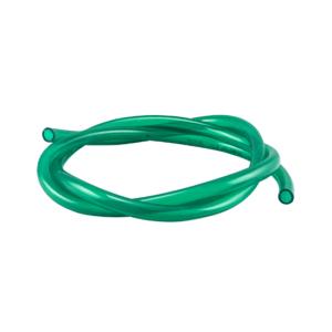 Tubo in PVC verde 12x17mm