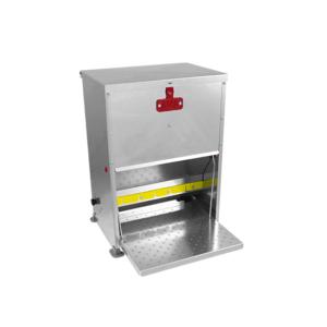 ALMA treadle feeder, capacity 17L, item no. 7200