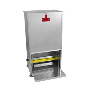 ALMA treadle feeder, capacity 28L, item no. 7210