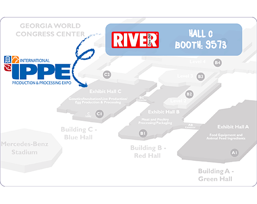 River Systems: February trade shows