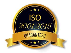 River Systems azienda 2018 certificazione ISO 9001