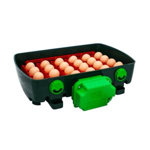 Incubatrice automatica ET Super 24 uova - vassoio porta uova