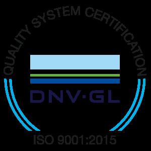 Certificato Iso - River Systems